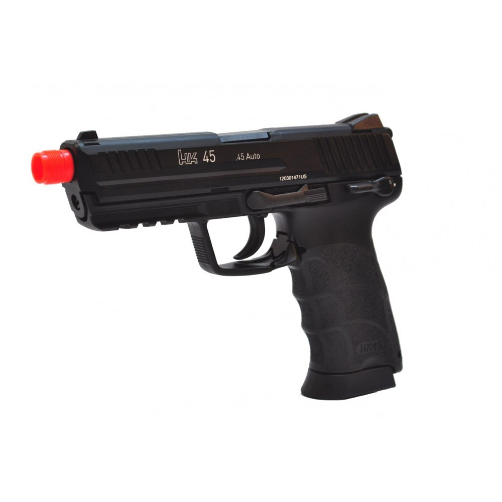 H&K 45 Gas Blowback Pistol
