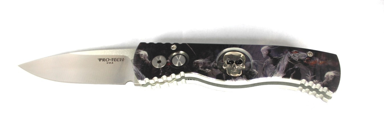 Protech TR2 Ghost Rider
