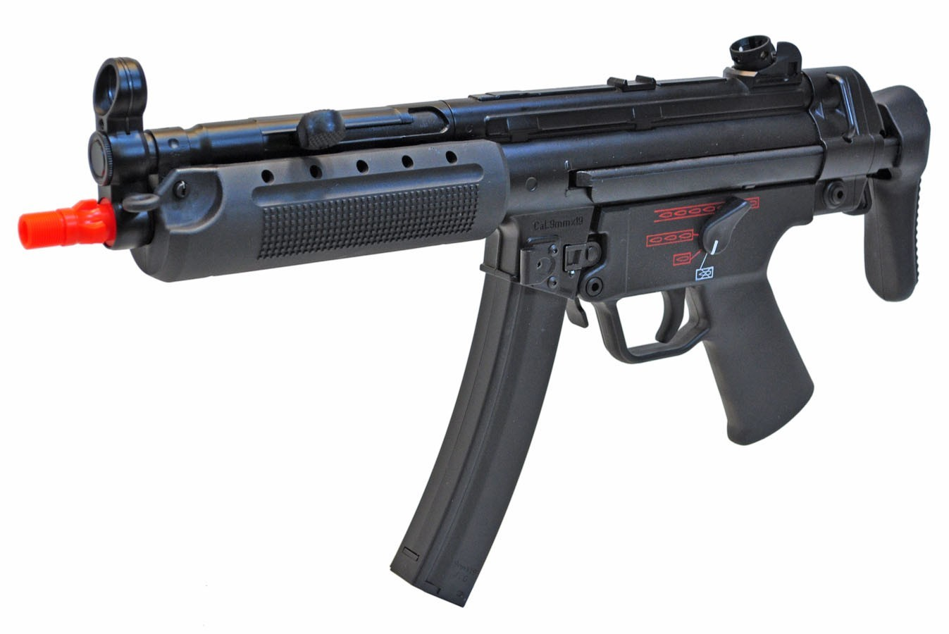 H&K MP5 A5 TAC Full Metal EBB