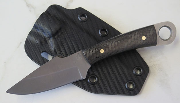 LT Wright Stealth Neck Knife