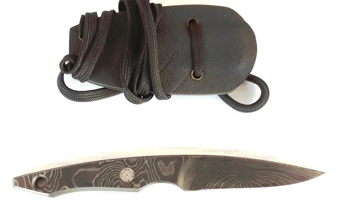 Reese Weiland Neck Knife