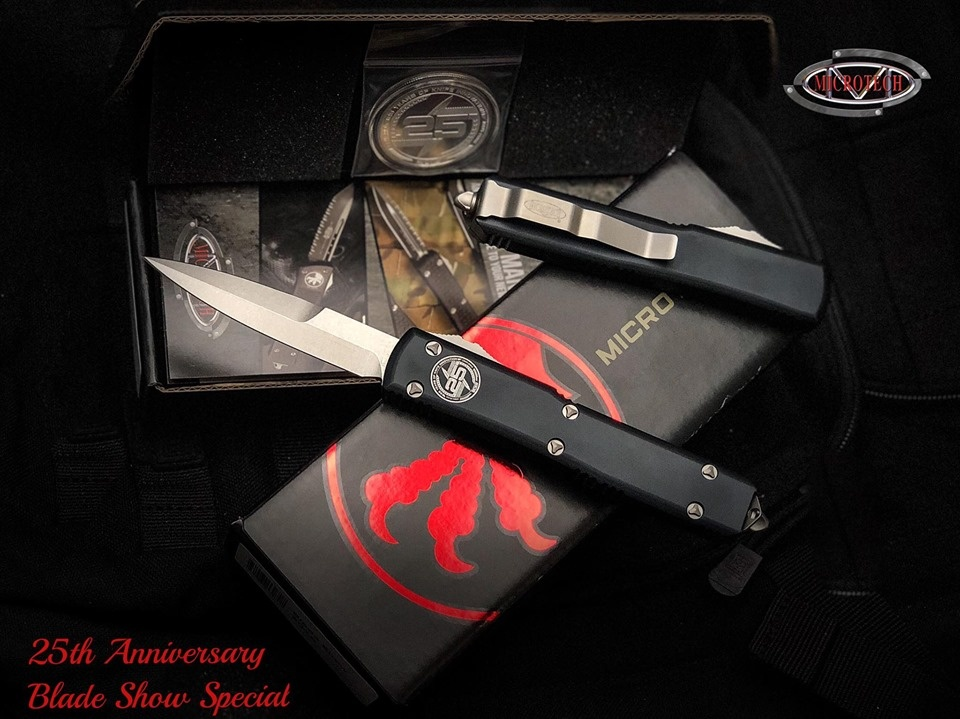 Microtech 2019 Blade Show Ultratech