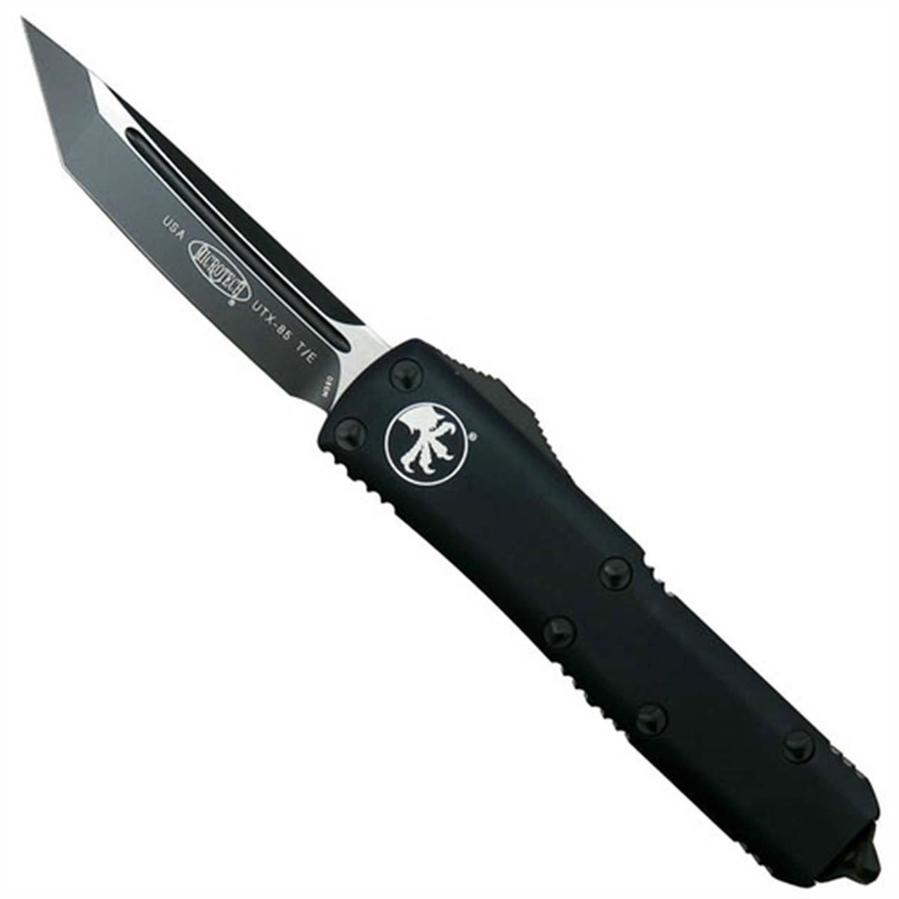 Microtech UTX-85 T/E Black Tactical Standard