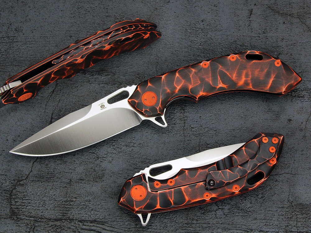 Olamic  Wayfarer 247 M390  2019 Halloween Edition