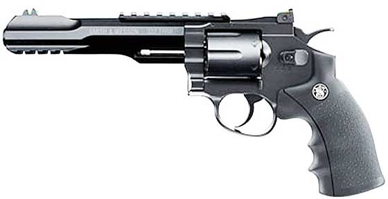 Smith & Wesson 327 TRR8 revolver