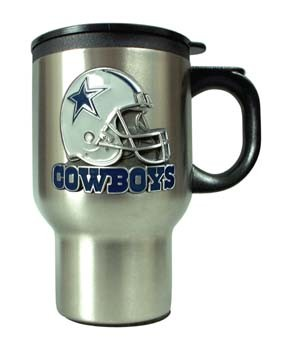 NFL Stainless Travel Mugs