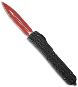 Microtech Ultratech Tri-Grip Red Blade Sith Lord