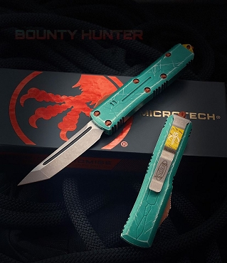 Microtech UTX-85 Bounty Hunter Standard