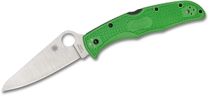 SPYDERCO PACIFIC SALT 2 GREEN LC200N
