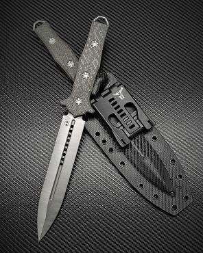 Heretic Nephilim Fixed Blade Knife