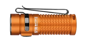 Olight S1R Baton II Orange Limited Edition