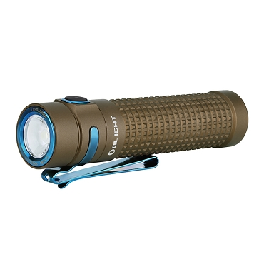 Olight S2R Baton ll Desert Tan Limited Edition