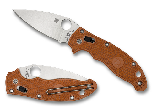 SPYDERCO MANIX 2 LIGHTWEIGHT REX 45 SPRINT RUN